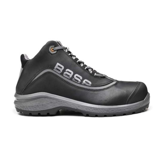 BOTA BASE PROTECTION BE - FREE TOP S3 NEGRO/GRIS T-45