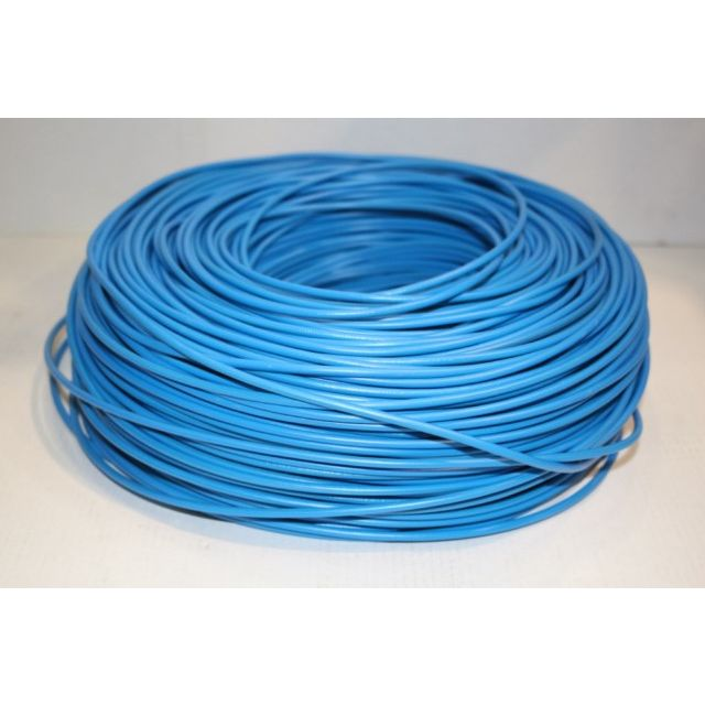 CABLE ELEC 2,5MM HILO FLEXIBLE NIVEL AZ 750V CF1025 200 MT